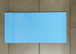 "600x300mm ""CRYSTAL BLUE"" CERAMIC WALL TILE (RRP: $25sqm)"
