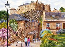 Gibsons - 1000 PIECE JIGSAW PUZZLE - Edinburgh - The Vennel