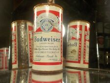 Budweiser St Louis 4 City 10 Oz Old Flat Top Beer Can