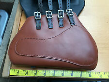 Leather Tendon Boots Brown COb (we think these were Jeffries)
