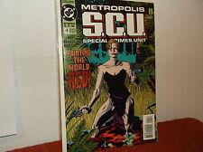 VINTAGE (NEW) D.C. METROPOLIS..SPECIAL CRIMES UNIT # 4....1995.......97