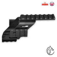 Universal Quad Picatinny Rail Airsoft Tactical Scope Attachment Mount Glock UK