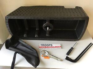 Genuine Vauxhall Corsa-D Tool Box and tools 13368388+13209366+90126755