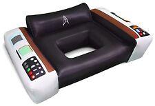 Star Trek Captains Chair Pool Float, Star Trek Pool Float, Trekkie Summer