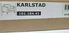 ( New original IKEA cover set for Karlstad armchair in Korndal