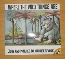 Where the Wild Things Are (Puffin Picture Books) by Sendak, Maurice 978140500318