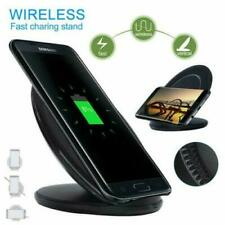 For Samsung Galaxy Fast Qi Wireless Charger Pad S8 S9Plus Note9 S7 S10+