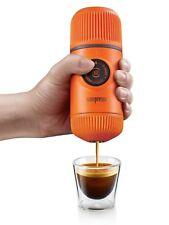 Wacaco Nanopresso Orange Patrol Portable Espresso Machine Coffee Maker Outdoor