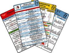 Ambulanz Karten-Set (6 Karten-Set)
