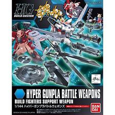 Gundam HG Build Custom 006 Hyper Gunpla Battler Support Weapons 1/144 Model Kit