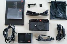 Leica M Typ 262 Rangefinder 24MP, Excellent Condition, Black Paint - very nice!