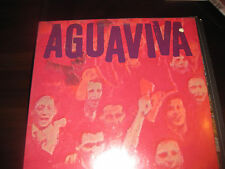 AGUAVIVA 12 Who sings of Revolution LP on LP SEALED !!!!