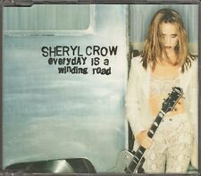 SHERYL CROW 4 track NEW CD SINGLE Everyday is a Winding Road Run Baby Run LIVE