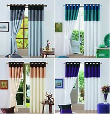 Unbranded Faux Silk Curtains