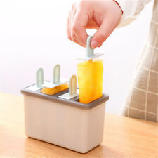 Silicone Popsicle Mold Frozen Ice Cream Mould Juice Pop Lolly Tray Ice Making