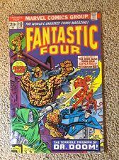 Fantastic Four #143 Bronze Age Comic Book(Feb 1974)FN/VF(Fine/Very Fine) 7.0 CGC