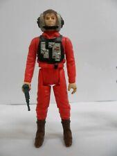 Vintage Star Wars Complete B-Wing Pilot Action Figure - 1984