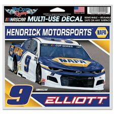 "New ListingChase Elliott #9 Napa Auto Parts Racing Nascar 6""X5"" Multi-Use Decal 2020 Champ"