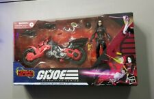 GI Joe Classified Series Baroness Figure with Cobra COIL Target Exclusive NEW