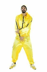 Ali G Rapper 1990s Gents Fancy Dress Costume with optional Glasses