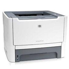 LASERDRUCKER HP Laserjet P2015DN inklusiv Toner Gut erhalten Toner 97% B01