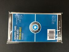 PSA Graded Card Poly Bags 100 Sleeves SNUG FIT PSA SKIN TIGHT FOR PSA SLABS NEW