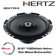"HERTZ dcx170.3 dieci Series 17cm 6.5"" 2-way coassiale PORTA DIFFUSORI 100 Watt ciascuna"