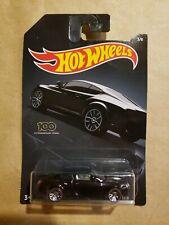 Hot Wheels Exotics Black Bentley Continental Supersports 3/6 New
