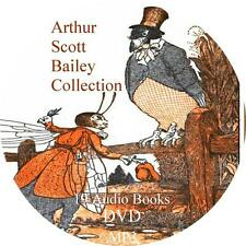 Arthur Scott Bailey Childrens Audio Book English Tales Collection on 1 MP3 DVD