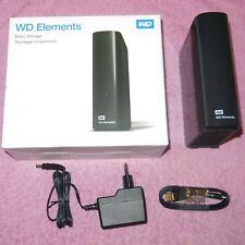"""WD My elements disco duro externo 2tb, 3,5"""", USB 3.0, SATA III, Western Digital"""