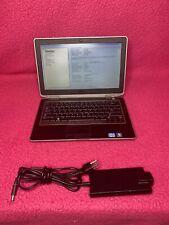 Dell Latitude E6320 13.3'' Notebook (Intel Core i5 2nd Gen 2.60GHz 8GB 500GB)
