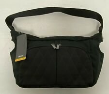 Doona Black Essentials Changing Pushchair Bag NEW A62
