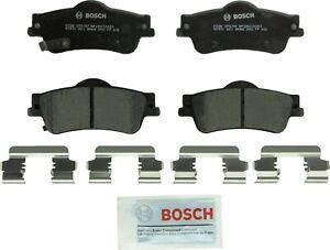 Disc Brake Pad Set-Quietcast Ceramic Pads Rear Bosch fits 99-05 Mazda Miata
