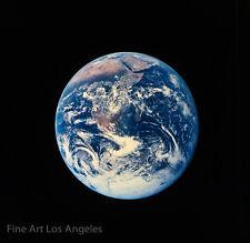 "Early NASA photo, ""The Blue Marble"", 1972,  Earth, Southern Hemisphere"