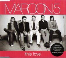 Maroon 5 - This Love (CD) 2004