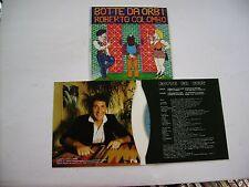 ROBERTO COLOMBO - BOTTE DA ORBI - CD NEW CARDSLEEVE - PATTY PRAVO IVAN CATTANEO