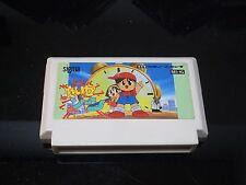 TIME ZONE NES  Nintendo famicom  Import JAPAN