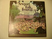 The Newport Folk Festival The Evening Concerts: Vol.2 1963 Vanguard VSD79149 VG+
