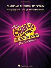 Charlie and the Chocolate Factory - The New Musical (Vocal Selections) by Roald Dahl (Paperback, 2015)