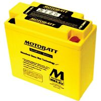 Motobatt Battery For Kawasaki S2 Series 350cc 72-73