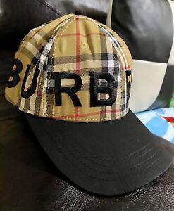 Burberry hat Unisex