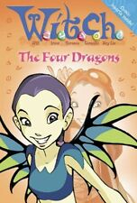 W.i.t.c.h. Novels (9) - The Four Dragons,Elizabeth Lenhard