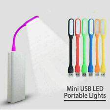 3 Pcs Portable Usb Led Lamp 5V 1.2W Super Bright Book Light for Computer Pc