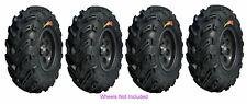 (2) 23X8-11 & (2) 25-12-9 GBC Dirt Devil Tires 88-00 Honda TRX300 Fourtrax 2x4