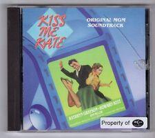 (GY462) Kiss Me Kate, Original MGM Soundtrack - 1990 CD