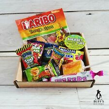 PETITE Sour Sweet/ Candy Mix Hamper Selection Letterbox Gift. Present, treats