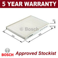 Bosch Cabin Pollen Filter M2091 1987432091