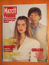 Paris Match 1603 du 15/02/1980-Beatrix nouvelle reine-Khoomeiny-Nastassia Kinski