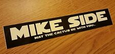 phish Star Wars-style stickers: Mike Side may the cactus be with you
