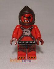 Lego Beast Master from set 70314 Chaos Chariot Nexo Knights BRAND NEW nex008